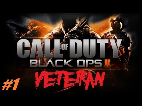 Black Ops 2 Veteran Campaign Walkthrough: Mission #1 - Pyrrhic Victory Part 1 (Ep1)
