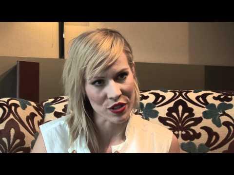 Natasha Bedingfield interview (part 1)