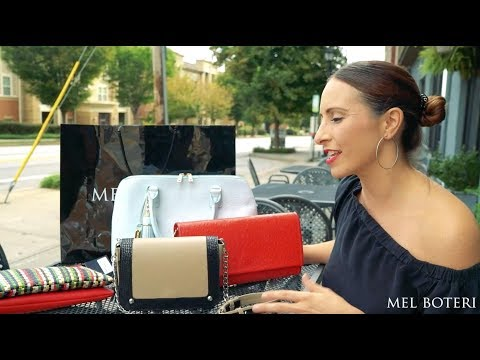 "Mel Boteri Open Call: Help Us Design The Next ""IT"" Bag"