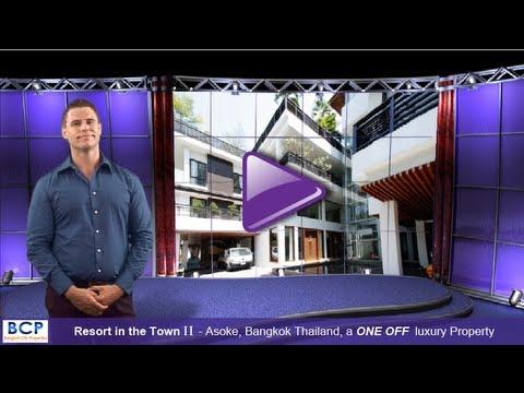 Luxury Townhouse For Sale in Bangkok – Resort in Town II