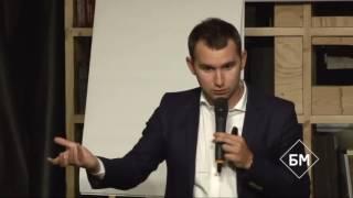 Михаил Дашкиев, о своём отношении к МЛМ. [Бизнес молодость]