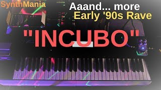 And another early '90s W-30 Techno disk - ''Incubo''