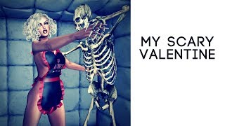 My scary valentine -Second Life