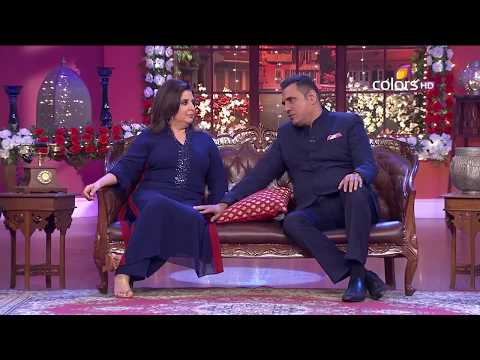 Comedy Nights With Kapil - Shahrukh & Abhishek - Happy New Year - 25th Oct 2014 - Full Episode (HD) thumbnail