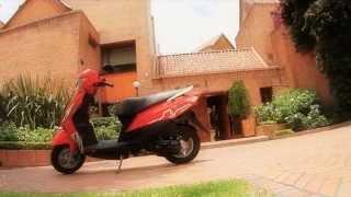 Suzuki Lets 110