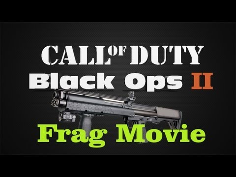 Black Ops 2 - Frag Movie - Hijacked