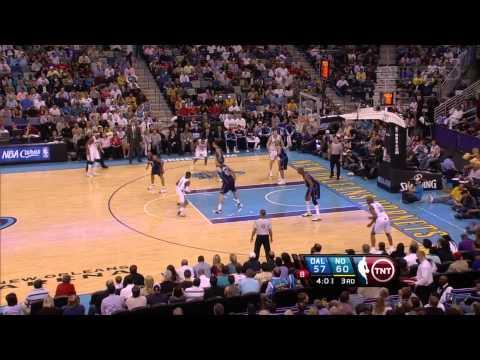 Chris Paul crazy quarter Vs Dallas Mavericks [03.05.2009]