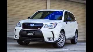 New SUV, Subaru Forester TS