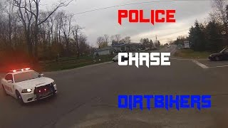 Best Police Dirtbike/ATV Chases Compilation #10 - FNF