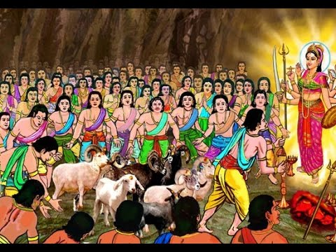 halo Hete Hingalaj Parasava Re    Hinglaj Mataji Best Songs    Gujarati Famous Garba video