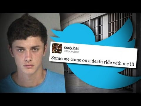 Teen Charged with Murder for Tweets!