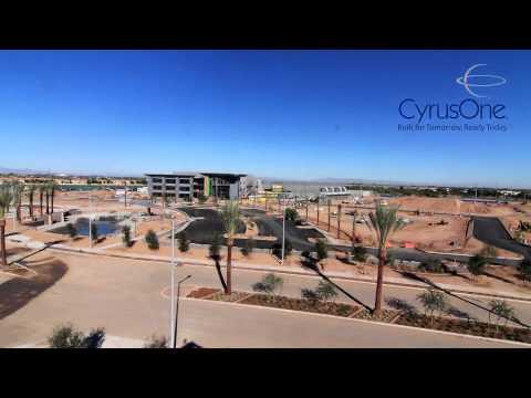 CyrusOne's Phoenix Data Center - Time Lapse