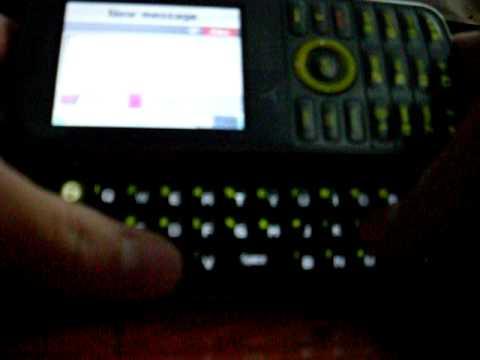 Samsung Gravity T459