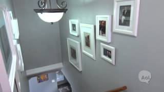 Minute Makeover: How To Create A Photo Gallery In Your Home