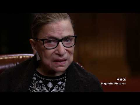 Interview With RBG Filmmakers Julie Cohen And Betsy West