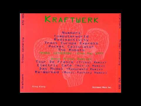 KRAFTWERK Tribal Gathering &quot;live&quot;