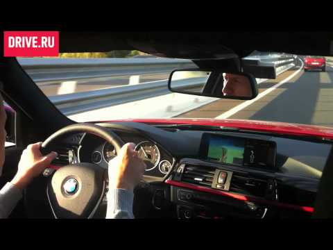 BMW 3 Series (F30) — Тест-драйв