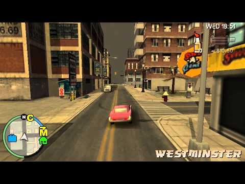 GTA Chinatown Wars in ACTUAL 3D!