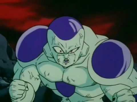 Dragon Ball Z   Goku Vs Freeza Em Portugues video