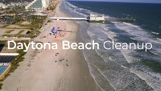 4ocean Community Cleanup Events | Josh Rosen Joins Daytona Beach Cleanup