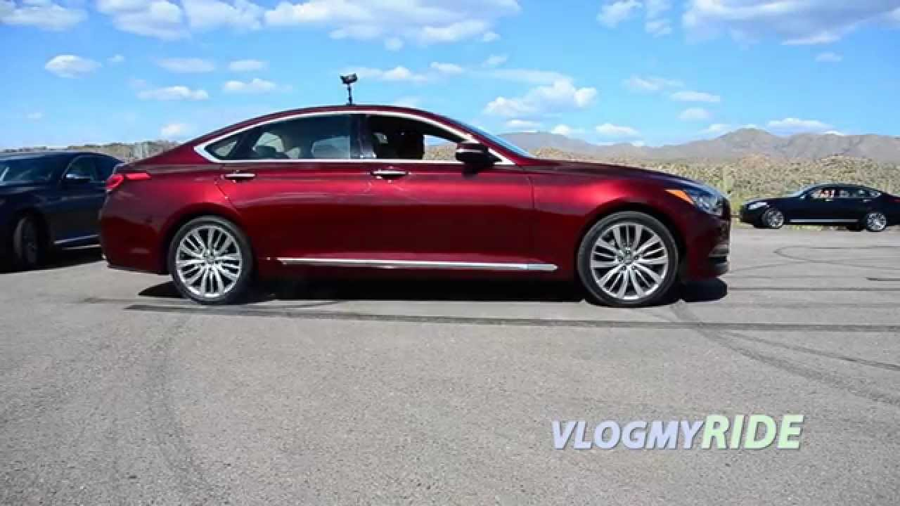 When Does The 2015 Hyundai Genesis Come Out In The Us | Release date