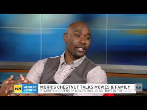 Morris Chestnut Interview