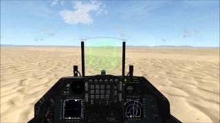 BFS Nakeb Radar Strike