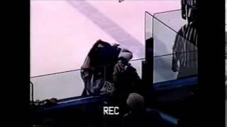 Sylvain Plamondon vs. Bryan Dubé QMJHL 5/12/97