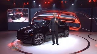 2013 LA Auto Show - Porsche Media Night Presentation