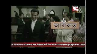 Adaalat - Episode 251 - Bishakto Shadojantro - Bengali