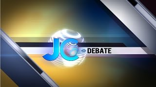 JC Debate - Dengue | 13/04/2015