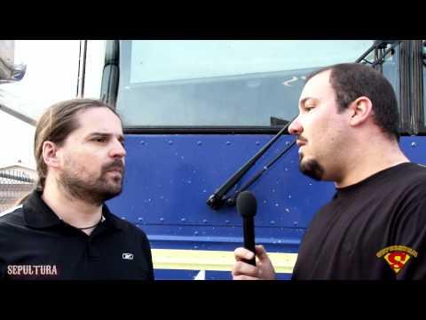 Sepultura Interview 5/16/11