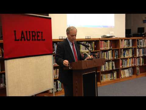 School Safety Event at Laurel Intermediate School