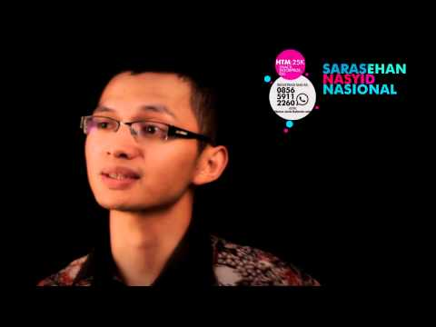 Issue Seksi akan di kupas Kang Abay di Sarasehan Nasyid 2014