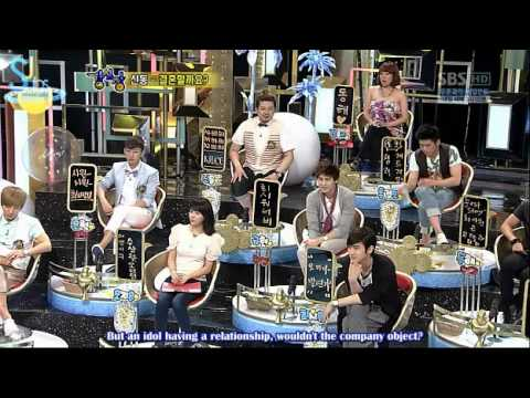 Engsub 100706 Strong Heart With Dh, Sw, And Kh 2 video