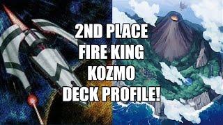 Elliott Womack 2nd Place Fire King Kozmo Preston, England Regional May 2016
