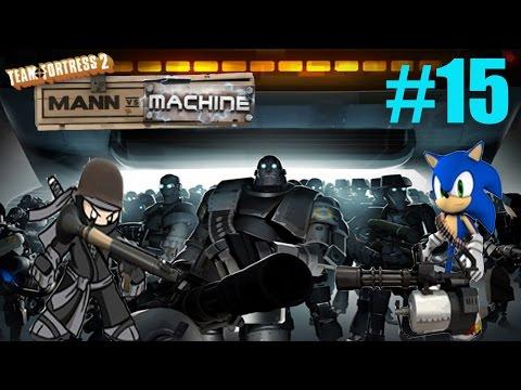 Team Fortress 2 Mann Vs Machine – w/Ninjiix – Part 15 – SkullCove Mod – IS THIS POSSIBLE