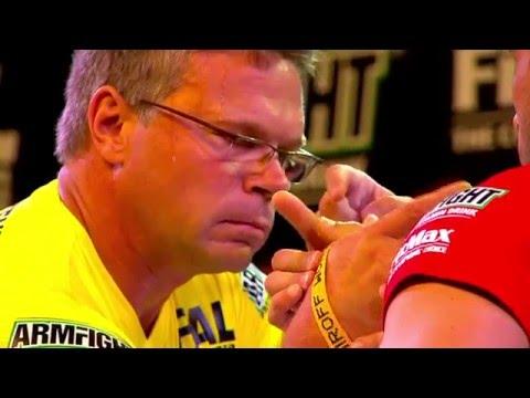 2 ARMFIGHT 41 2 John Brzenk vs Dmitriy Trubin