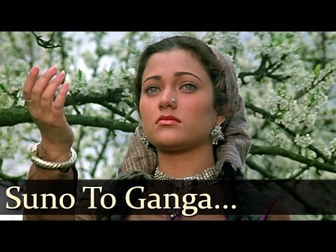 Ram Teri Ganga Maili - Song - Suno To Ganga - Lata Mangeshkar video