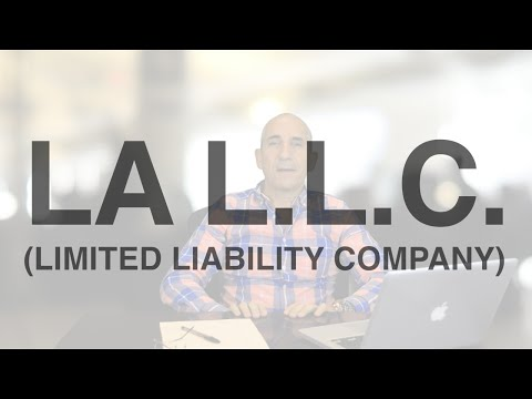 La Limited Liability Company  Spécificités, Fiscalité, Avantages & Inconvénients - Sociétés-USA