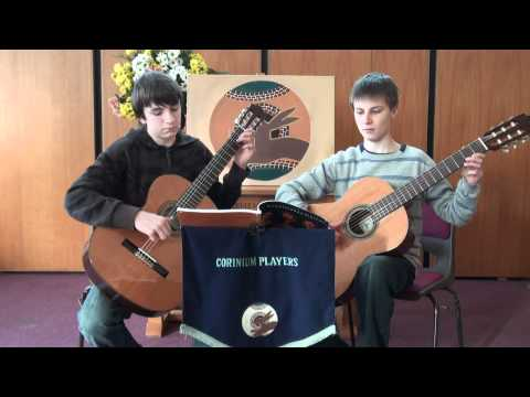 Lesson for Two Lutes