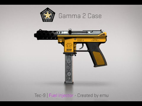 CS:GO - Tec-9 | Fuel Injector Gameplay
