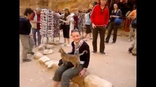 Jordan Travel ..  Watch the fun