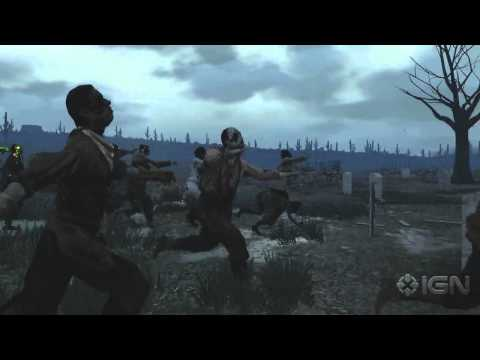 Red Dead Redemption: Undead Nightmare - Overrun Trailer