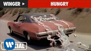 Watch Winger Hungry video