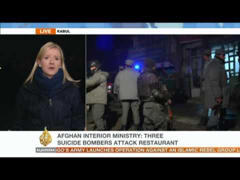 Taliban claims responsibility for deadly Kabul attack