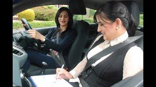 (কার ড্রাইবিং কি বিপদ না দেখলে বুজবেন নাহ) । car driving make