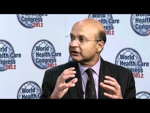Omar Ishrak, CEO, Medtronic