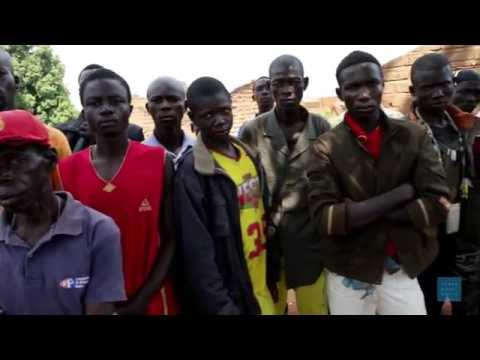 The Fighters - Central African Republic