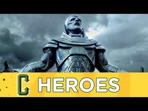 Collider Heroes - X-Men Apocalypse Trailer, TV Series Vs Movies